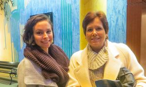 Mother and Daughter Appreciate Shen Yun's Spiritual Nature