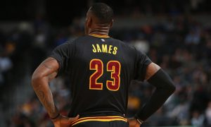 Lebron James 17th On All-Time Scoring List; When Do We Expect Him to Break the Top Ten?