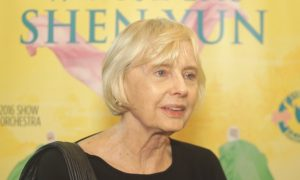 Publisher Shared Joy of Shen Yun Dancers