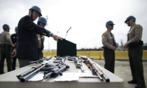 California Law First in Nation to Allow Police to Seize Legally-Owned Guns Without Notice