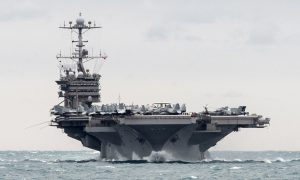 Aircraft Carriers Face Shifting Strategic Tides