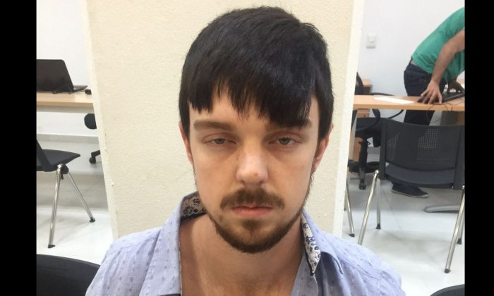 This Dec. 28, 2015 photo released by Mexico's Jalisco state prosecutor's office shows who authorities identify as Ethan Couch, after he was taken into custody in Puerto Vallarta, Mexico. (Mexico's Jalisco state prosecutor's office via AP)