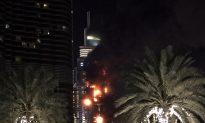 Dubai Tower Blaze Shows Risks in Common Building Material