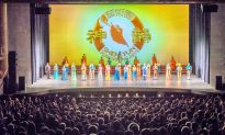Shen Yun Shows 'Art and Culture' in San Jose