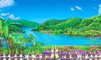 Inspirational Color Through Shen Yun Performing Arts