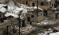 Besieged Syrian Villages Run Short of Food, Medicine
