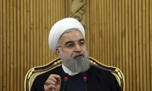 Iran's Hassan Rouhani Speaks After Saudi Oil Attacks: 'No Documentation or Proof'