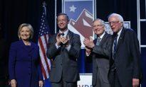 Biden Defends Bernie Sanders on Guns, Authenticity