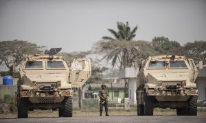 US Gives Vehicles to Nigeria Army; Boko Haram Insurgents Attack Village