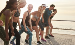 How Your Friends Affect Your Health