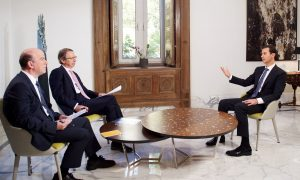 UN Envoy in Syria to Assure Upcoming Peace Talks in Geneva