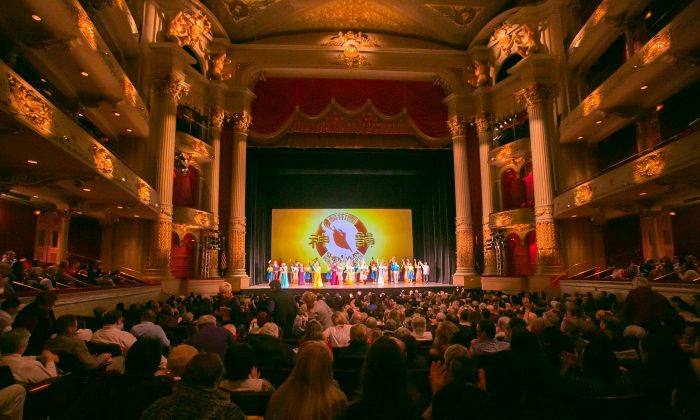 Goodness and Resilience Put on Display by Shen Yun