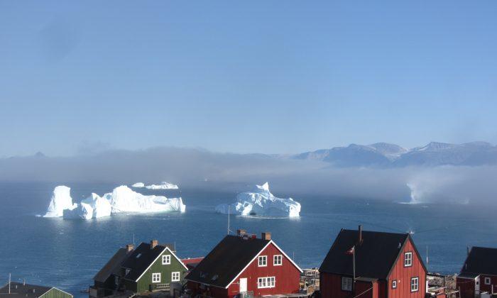 Uummannaq, Greenland. (Ella Groedem/Visit Greenland)