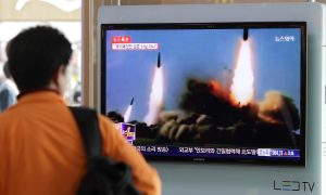 Seoul: North Korea Fires Short-Range Projectiles Into Sea