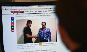 Drug Lord 'El Chapo' Guzmán Located Thanks to Interview With Sean Penn