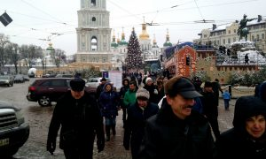 Christmas in Kyiv: Ukraine's Holiday From the War Comes to an End