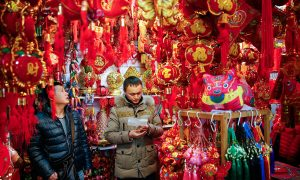 Chinese New Year Decorations Must Be Politically Correct in China