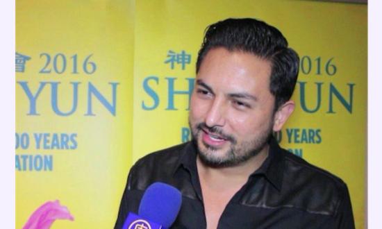 Shen Yun 'Gave Me Life,' Theatergoer Says