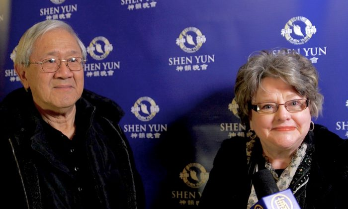 Chemical Engineer: Everybody Needs to See Shen Yun