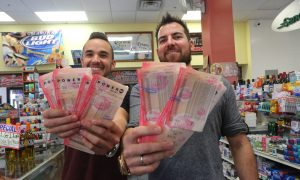 In Record Powerball Game, a Look at Winners and Losers