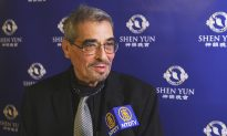 Writer Says Words Fail Him in Describing Shen Yun