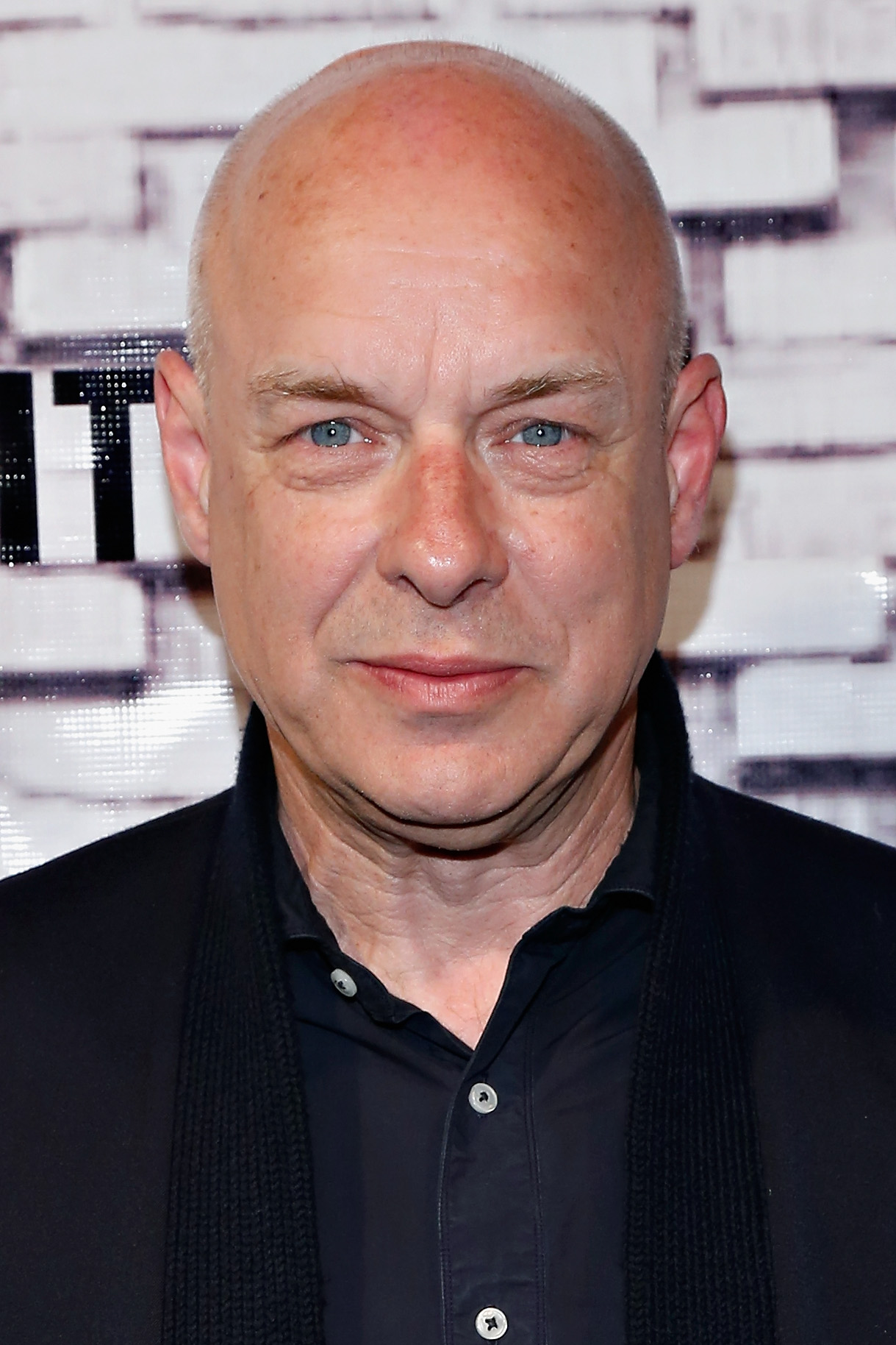 Brian Eno in New York on May 7, 2013. (Cindy Ord/Getty Images)