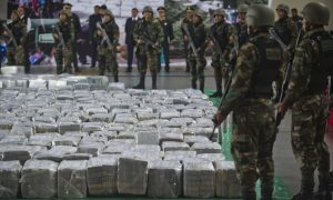 Terrorists Want the Drug Cartels' Smuggling Channels Into the United States
