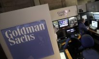 Goldman Sachs Reports Lower Revenues, Income