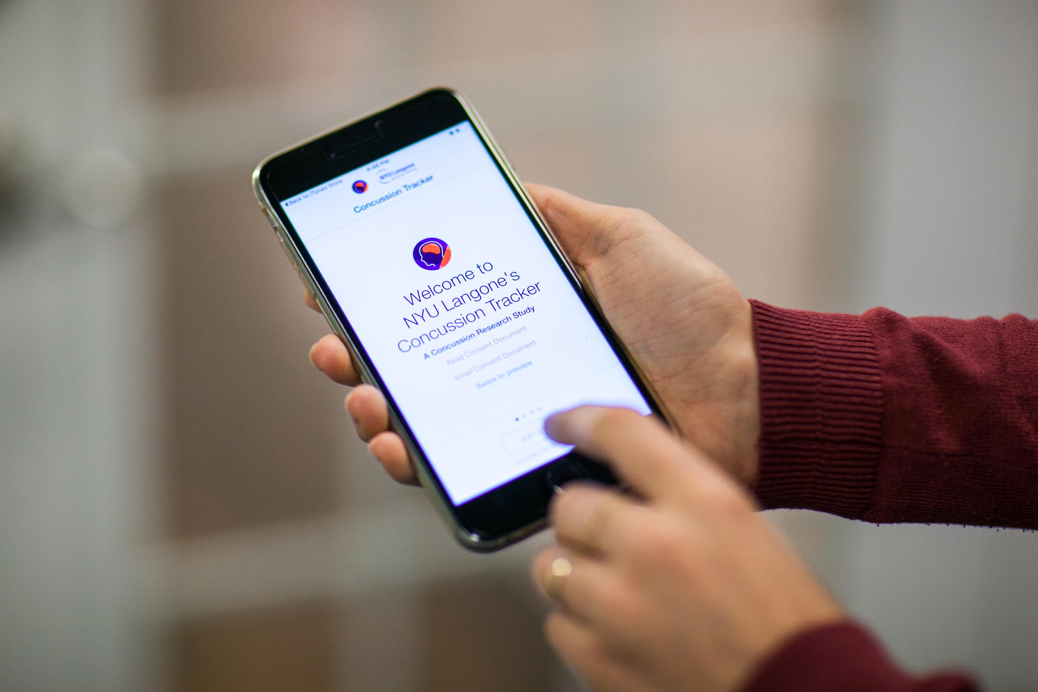 NYU Langone Researchers Develop App-Centered Program to