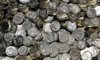Burglar Stole 300-Pound Trove of Coins