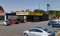 Woman Charged in Kennesaw, Georgia After She Removed Her Clothes and Attacked People at Waffle House