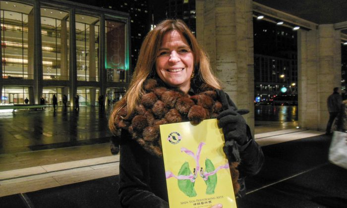 Shen Yun: The 'Most Beautiful Experience', Says Business Owner