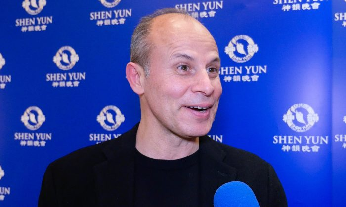 Film Producer Inspired by Shen Yun