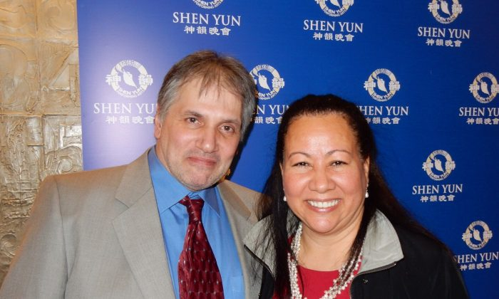 Event Planner Says Shen Yun the Best, Superb