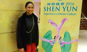 Grateful for Amazing Shen Yun