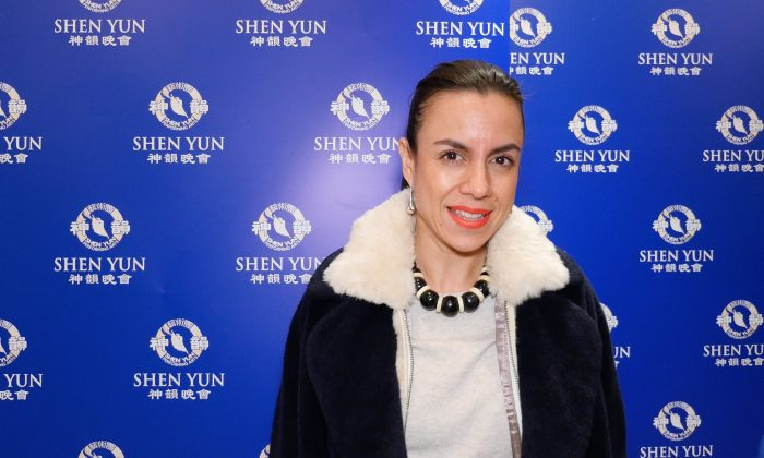 Cultural Events Producer Says Shen Yun Is Transformative