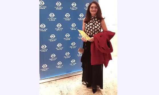 Shen Yun Surprises Cosmopolitan Audience Member