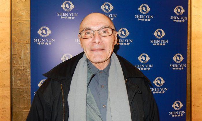 Theatergoer Sees Shen Yun Heralding a New Heaven on Earth