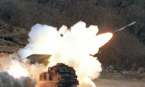 Watch the Test for the Navy's Newest Missile, the Excalibur N5
