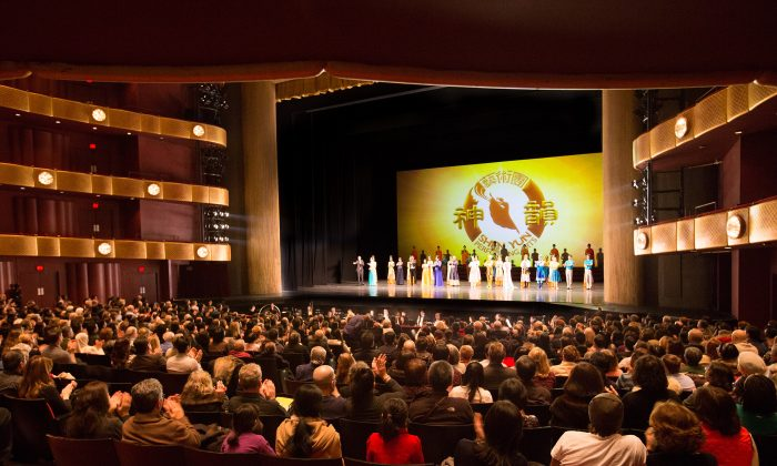 Shen Yun Full of Freedom and Life
