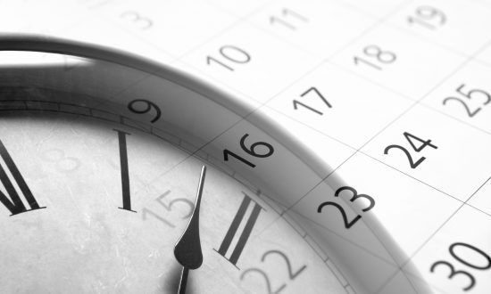 The Benefits of Using a Proposed Timeline