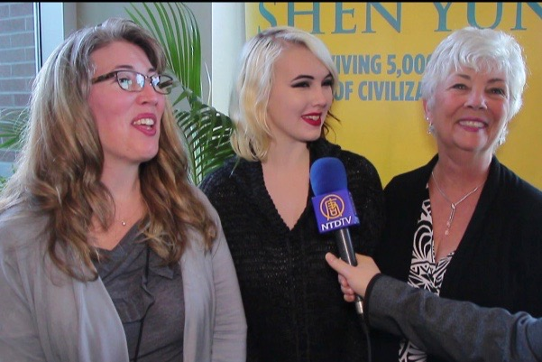Shen Yun's Compassion Embraces Three Generations