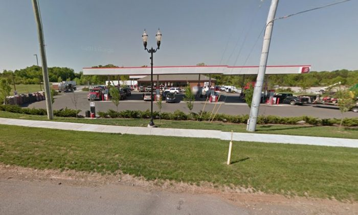Speedway gas station on Murfreesboro Road in La Vergne, Tenn. (Google Maps)