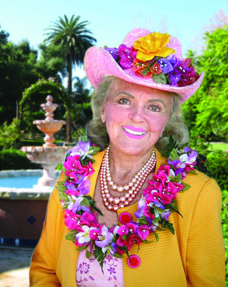 Patricia Bragg, health crusader. (Bragg Live Food Products)