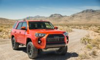 2016 Toyota 4Runner Trail Edition: Have an Adventure: You Won't Need a Map!