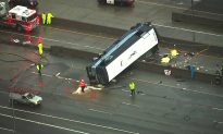 Northern California Bus Accident Kills 2, Injures Others