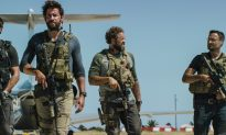 Popcorn and Inspiration: '13 Hours: The Secret Soldiers of Benghazi': 6 Versus 600