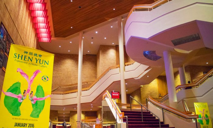Shen Yun's Maiden Voyage to Idaho Meets With Mindfulness