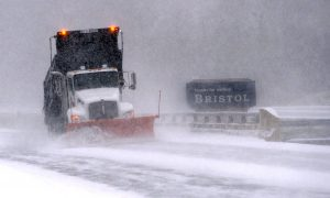 More Details on Snow Storm for East, South-Air Travel, Stocking Up
