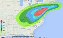 3 Likely Scenarios for Eastern US Snowstorm